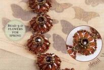 плетем браслет из бусин