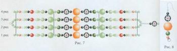 браслеты из бусин схемы плетения - Практическая схемотехника.