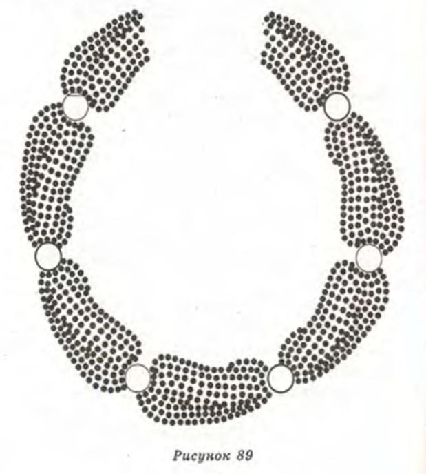 ожерелье из бисера схема.  1 баллов из 10. на основе более.