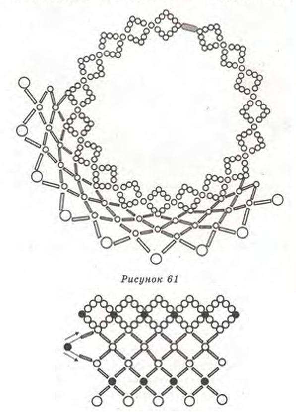 Плетение из бисера своими руками мастер класс