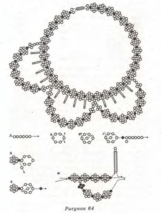 Схема колибри Бисероплетение