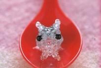 птенчик из кристаллов