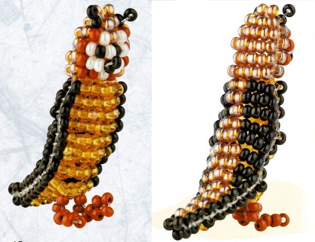 страна мастеров. игрушки из бисера схема. изделия из бисера. плетение бисером цветы. орхидея из бисера схема плетения.