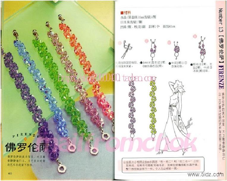 Плетение браслетов из бисера своими руками схемы