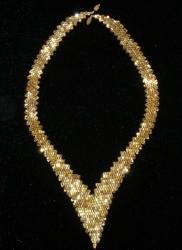 Золотое колье