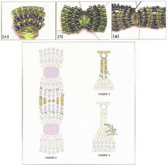 Схема браслета
