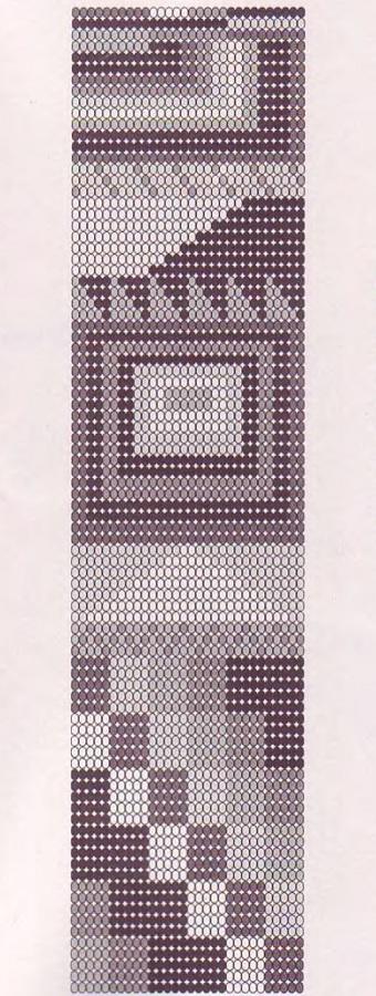 браслеты из бисера на станке схемы - Практическая схемотехника.