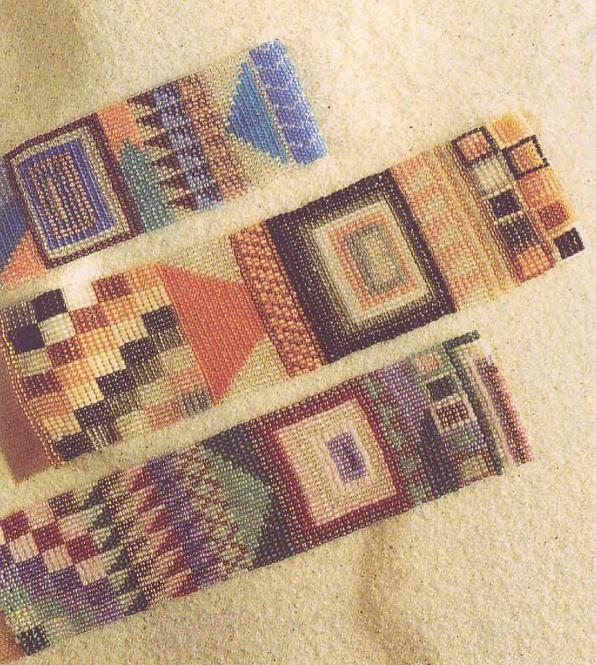Герберы - цветы из бисера, схемы плетения. схемы плетения цветов из.