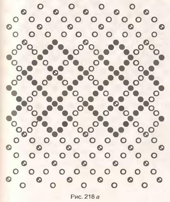 схема сетки оплетения яиц