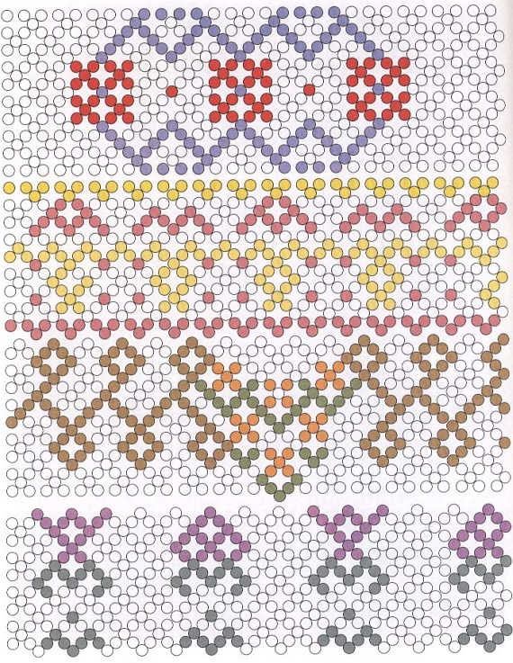 плетение сувениров из бисера к пасхе. схема плетения сувениров к пасхе.