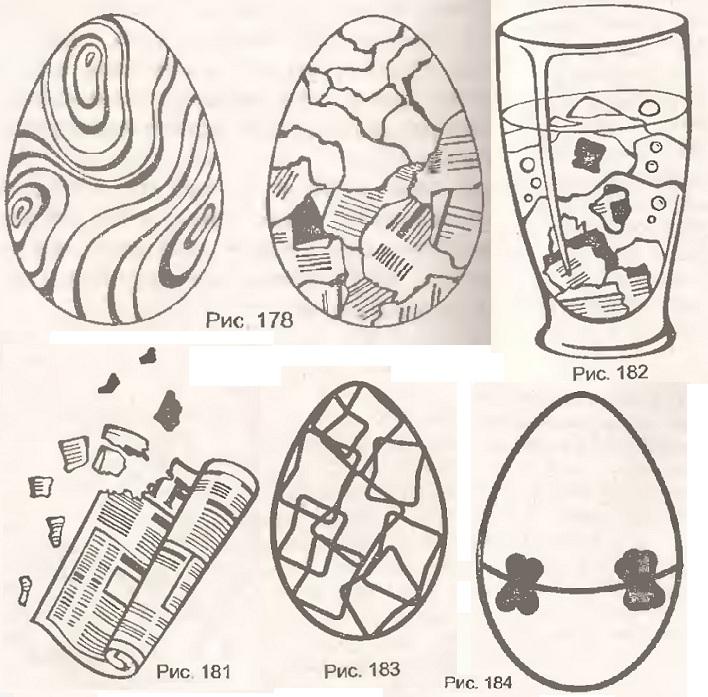 делаем яйцо сами
