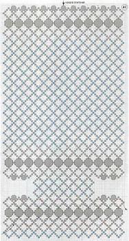 схема плетения сумочки из бусин