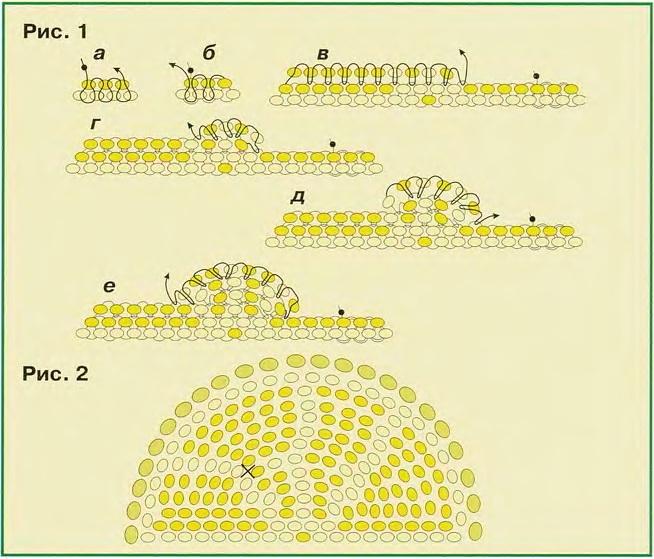 плетение брелка лимона из бисера