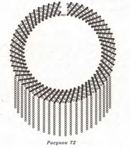 бисероплетение схемы из лески.