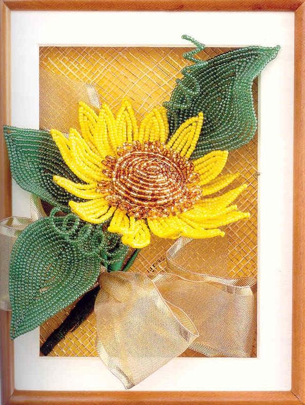 уроки бисероплетения начинающим , схемы плетения. как сделать браслет из бисера. вышивка бисером золотые ручки.