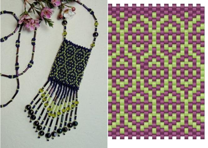 Два вида орнамента