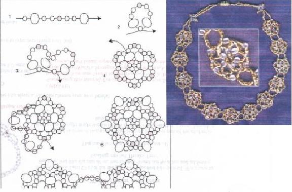 Розы из бисера схемы для начинающих: фото обручальных колец на пальце...