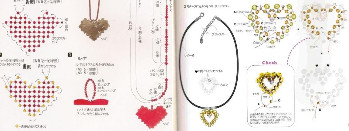 Кулончики Сердечки