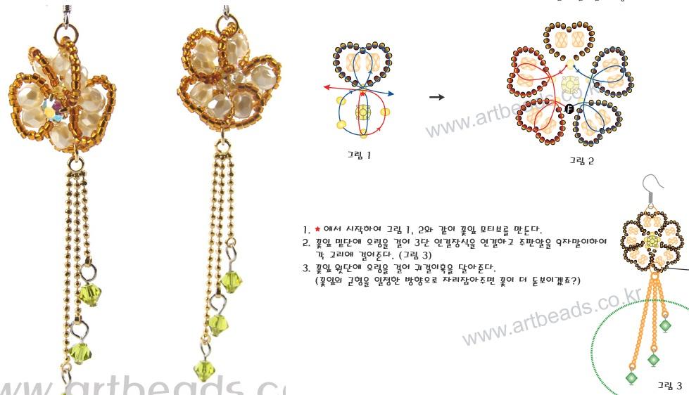 сережки из... сережки из бисера картинки, белая лилия из бисера СХЕМЫ. как собрать сакуру из бисера.