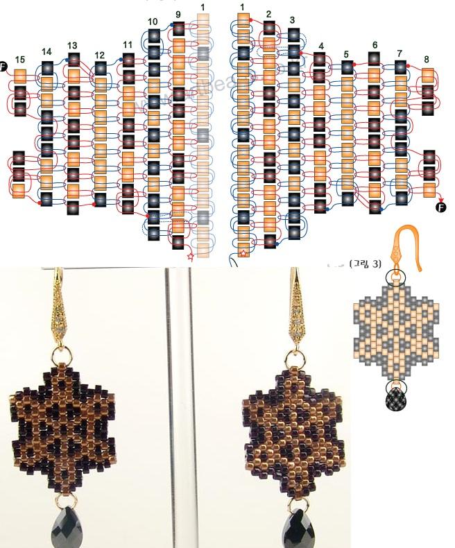 Схемы плетения именных и суперстильных фенечек из бисера. из бисера) - это простое нанизывание. .