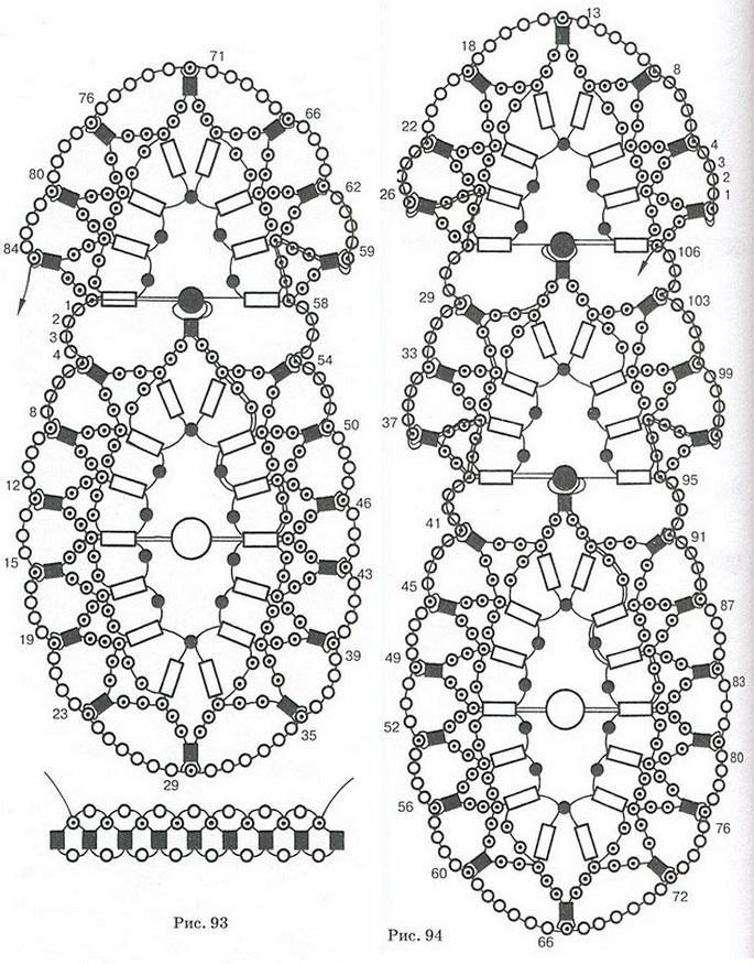 плетем украшения из бисера