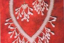 украшения из булых бусин и бисера