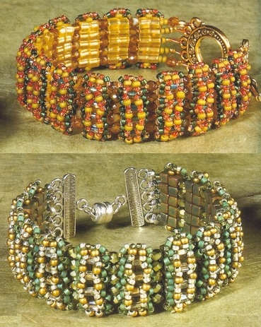 Бисероплетение браслеты с именем - Делаем фенечки своими руками.