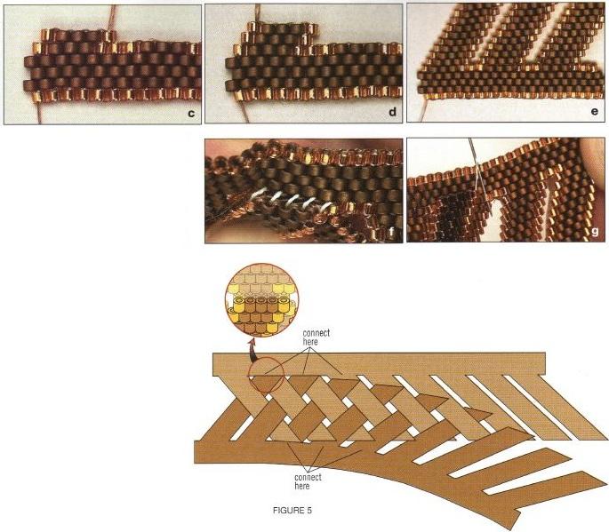 Подробная схема его плетения поможет вам разобраться и самостоятельно смастерить красивое колье из.