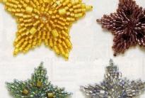 Кулоны «Звездочка» и «Цветочек»