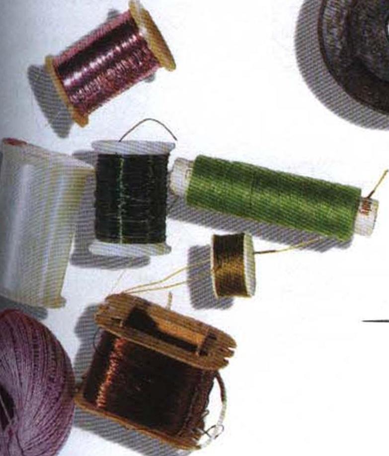 Подробное описания нитей для плетения из бисера.  Очень полезная информация, рассказывающая о свойствах и...