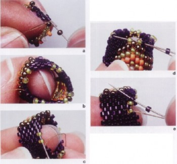 Плетение рыбки