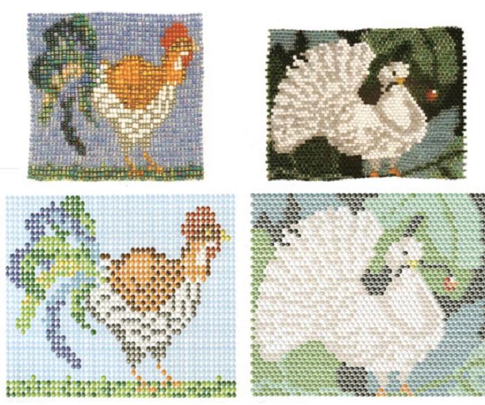 Рхема плетения фенечки из бисера для начинающих. своими руками.
