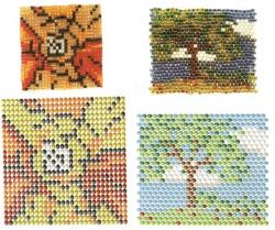 Мозаичные узоры