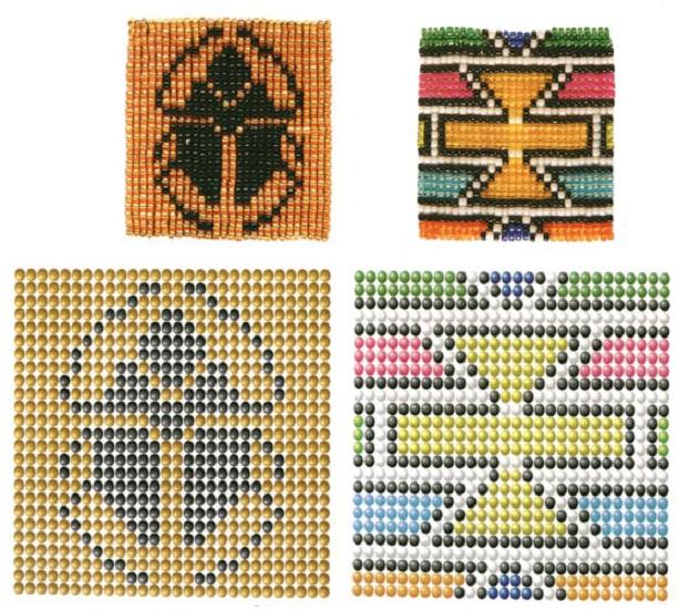 Понятные схемы плетения