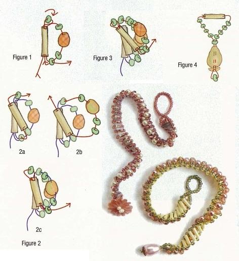денежное дерево из бисера схема плетения - Лучшие схемы и описания для всех.