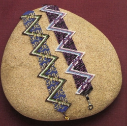 розочки из бисера схемы плетения