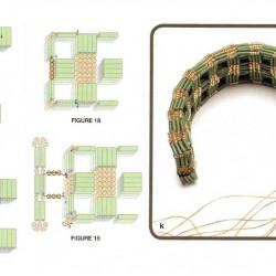 плетение браслета из бисера