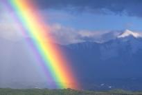 Природное явление - радуга