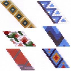 Схема плетения браслетов