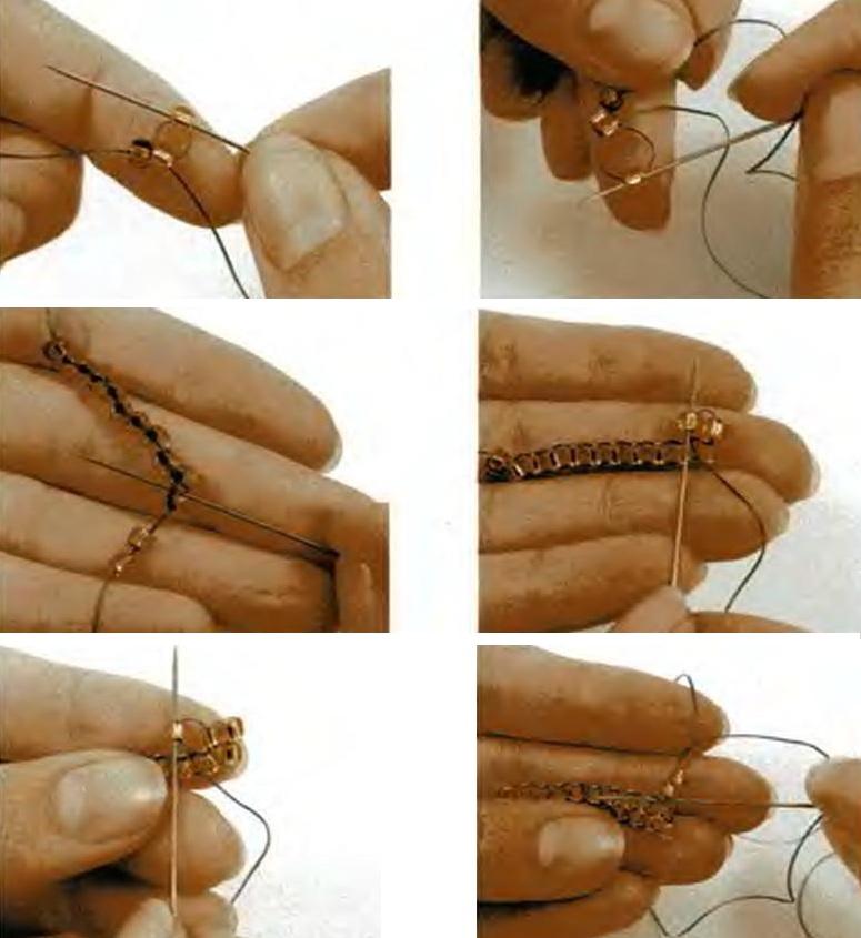 Гобеленовое плетение.  Техника плетения из бисера.