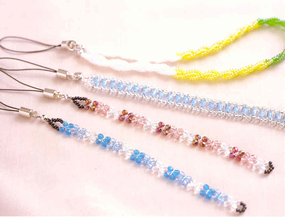 подвески из кристаллов для мобильного телефона