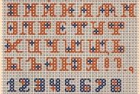 плетения изделий с буквами из бисера