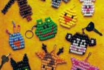 морды животных сплетенные из бисера