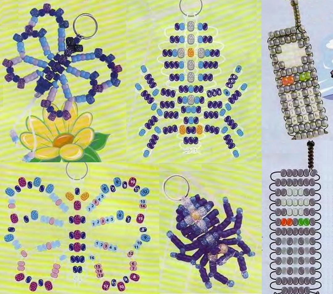всей картинки плетение из бисера фигурки них разработка уникального