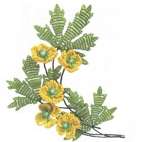 цветок лютик
