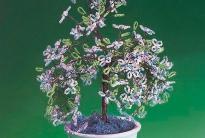 Фата Моргана дерево из бисера