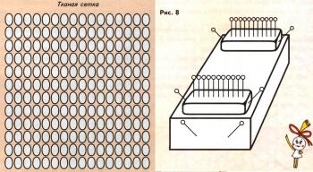 Станочное ткачество позволяет низать бисерное полотно быстрее, но предъявляет высокие требования к качеству бисера...