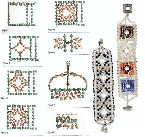 Разнообразные браслеты