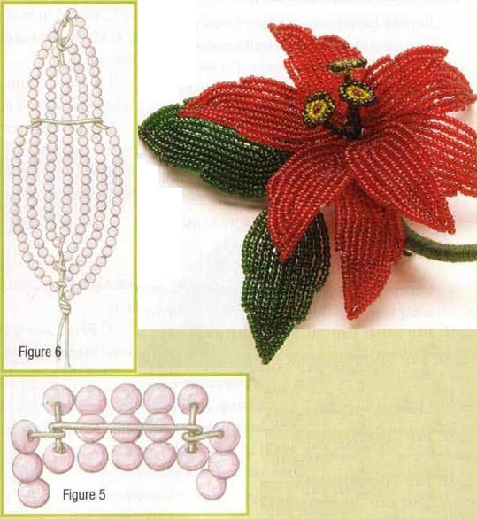 В сегодняшней статье мы будем создавать красивый цветок из бисера своими руками, автомат или прищепку...