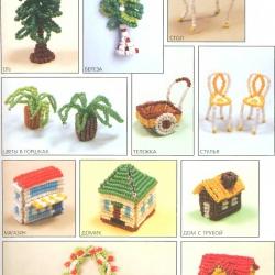 сувениры сплетенные из бисера